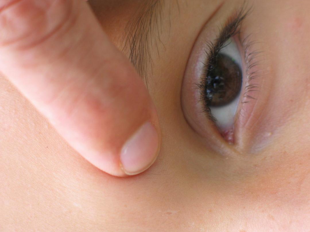 Augen - Massage